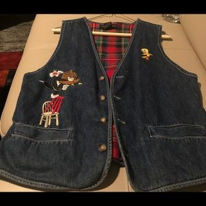 AuthenticWarnwr Brothers woman vest.